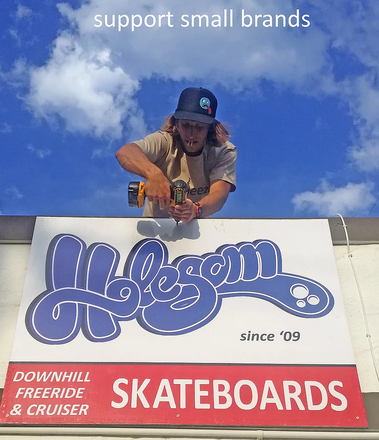 Brands - Holesom Longboards