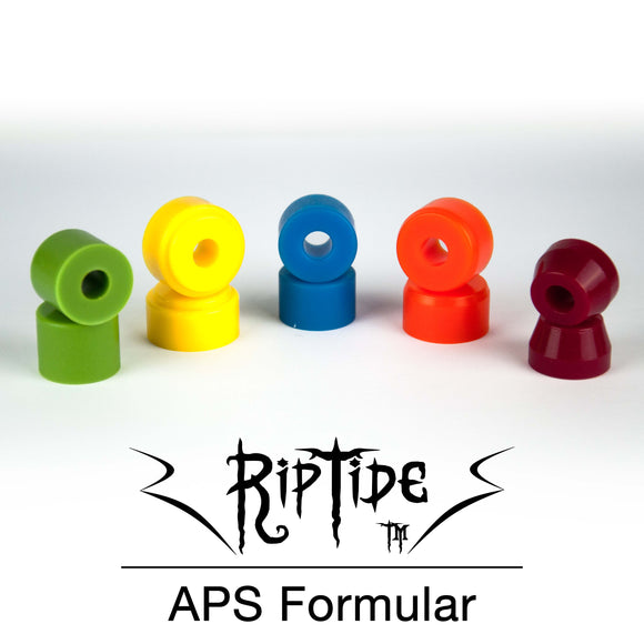 Riptide - APS Bushings  Bushings Gravity House  Longboard UK Skate store in south devon, Downhill skating shop online free shipping Arbor, Omen, Slide Perfect, Cuei, Landyatchz, Paris trucks