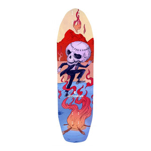 Alternative - Fantail Wood  Deck Gravity House  Longboard UK Skate store in south devon, Downhill skating shop online free shipping Arbor, Omen, Slide Perfect, Cuei, Landyatchz, Paris trucks