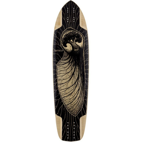 Pantheon - Embryo V2  Deck Gravity House  Longboard UK Skate store in south devon, Downhill skating shop online free shipping Arbor, Omen, Slide Perfect, Cuei, Landyatchz, Paris trucks