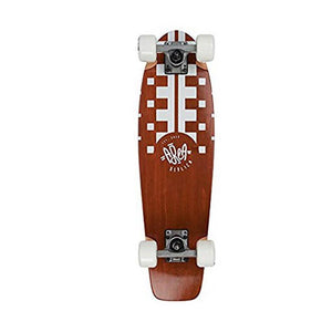 Area Replica - Timber Brown  Complete Gravity House  Longboard UK Skate store in south devon, Downhill skating shop online free shipping Arbor, Omen, Slide Perfect, Cuei, Landyatchz, Paris trucks