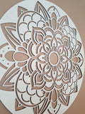 Wooden Mandala - Bodhi - mandala rasa - bohemian lifestyle - mandala - home decor - clothing - yoga - activewear
