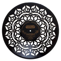 Vinyl Record Mandala Wall Art - 6 Designs
