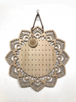 Mandala Earring Board - Faith