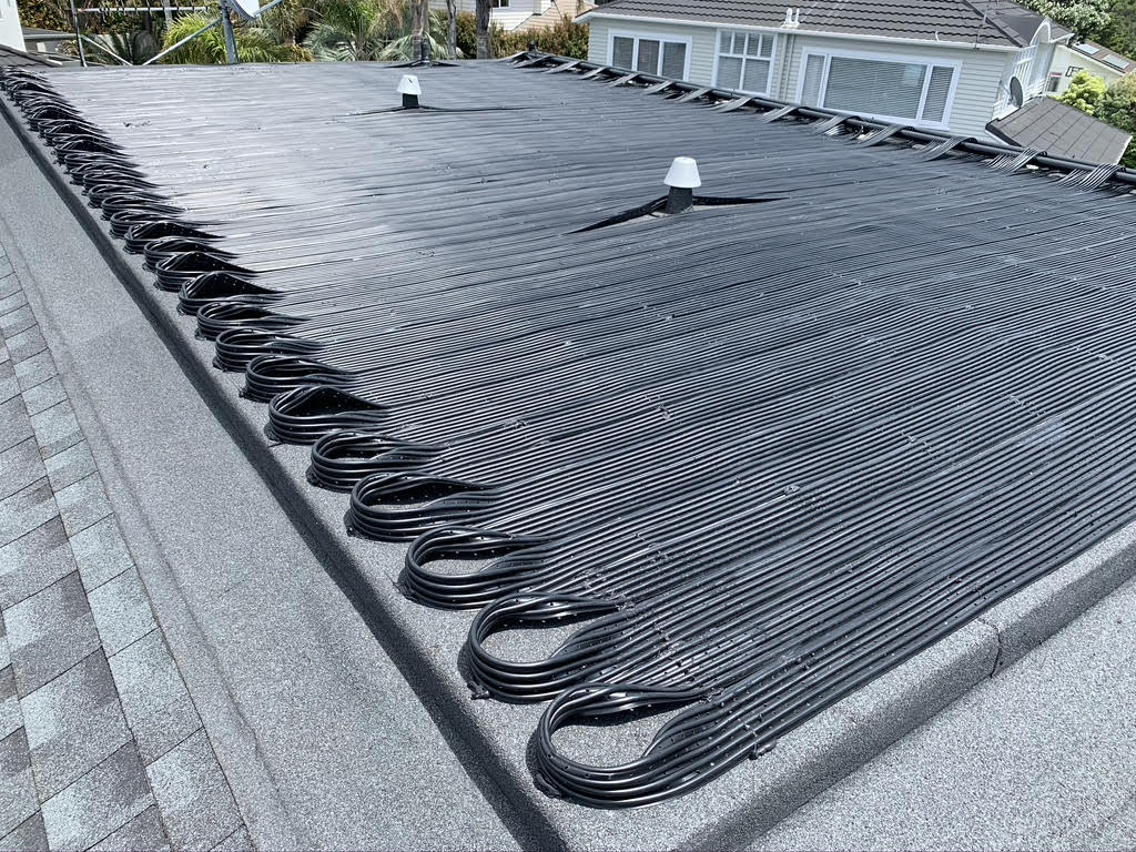 Sunbather flexible HiPEC solar strip - Fixing to roof materials