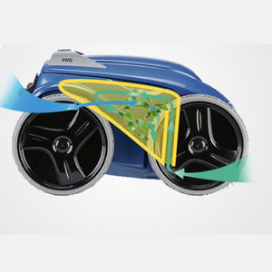 Zodiac VX42 4WD Robotic Pool Cleaner