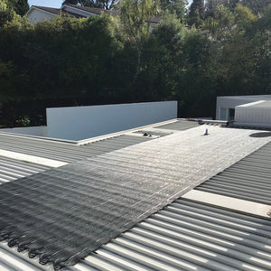 Hipec Pool Solar Heating Stripe