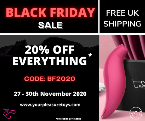 Black Friday 20% Off everything. Use code BF2020 at checkout.