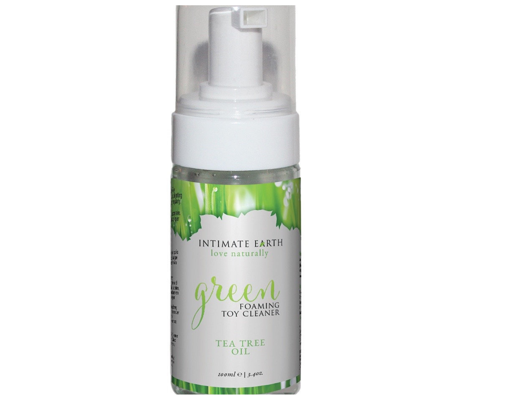 Intimate Earth Green Tea toy cleaner