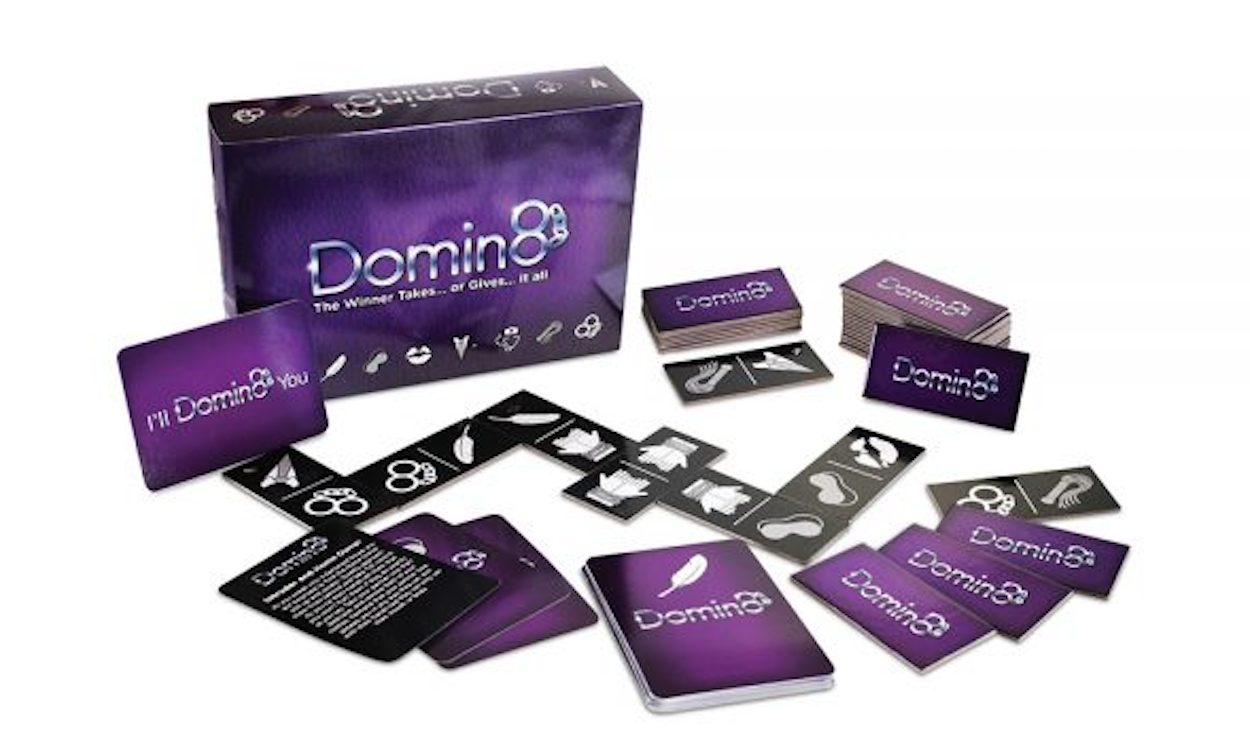 Domin8 Master Edition Sex Game