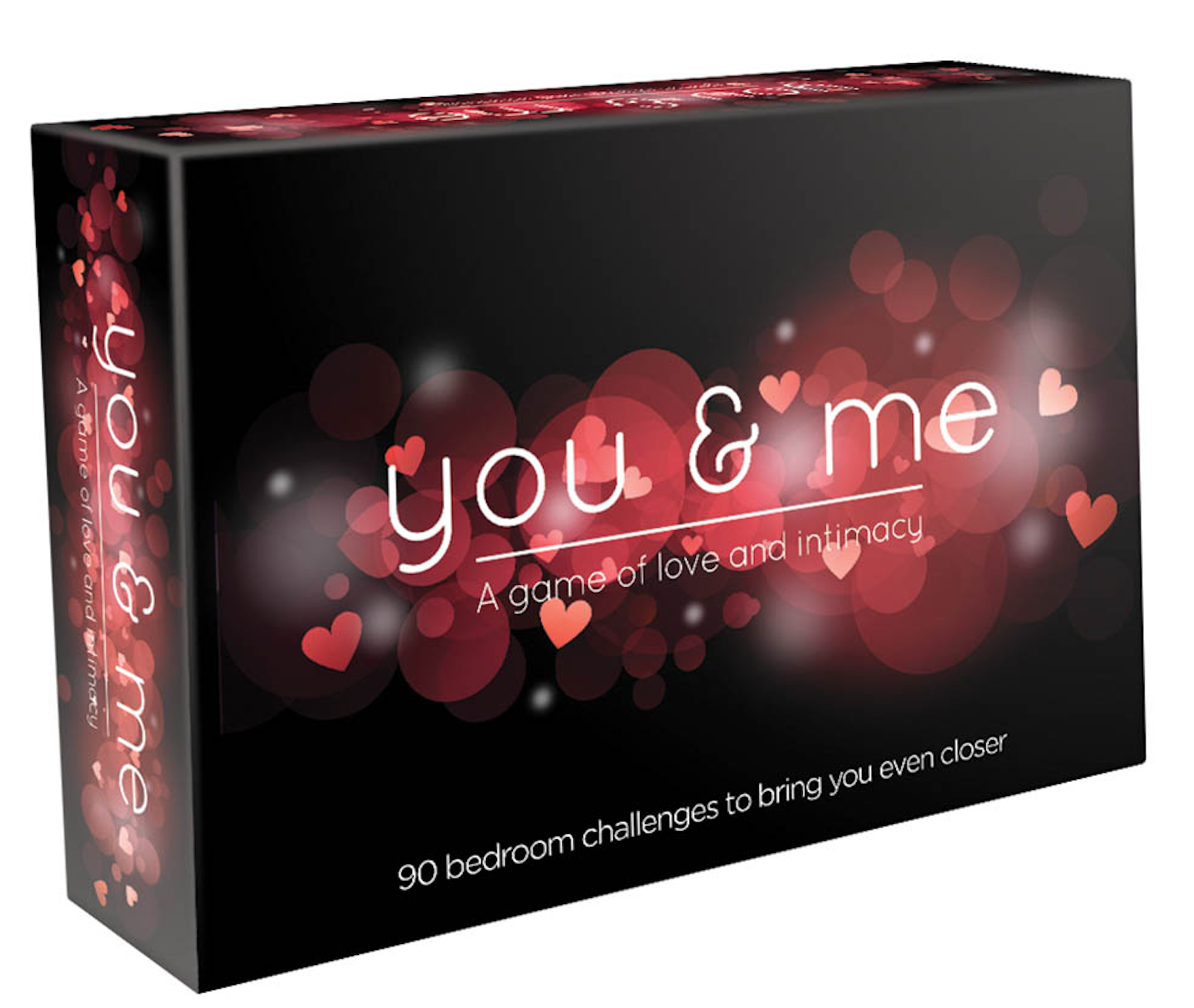 You & Me Erotic Couples Game