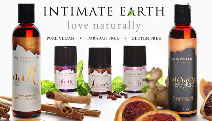 Intimate Earth Glides and Serums