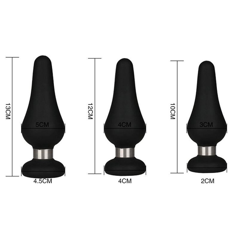 Large Anal Butt Plug Sets - Your Pleasure Toys
