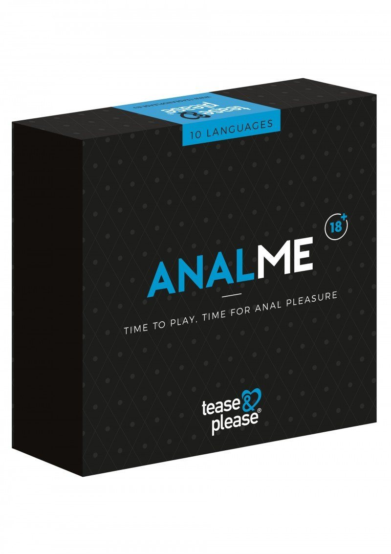 AnalMe Erotic Game for Couples - Your Pleasure Toys