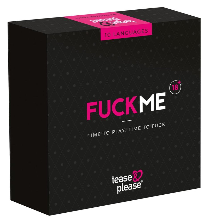 FUCKME Erotic Game for Couples - Your Pleasure Toys