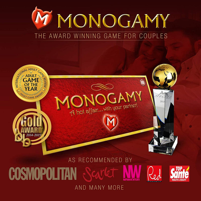 Monogamy - The Ultimate Couples Board Game - Your Pleasure Toys