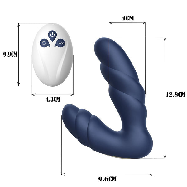 Remote Controlled Anal Prostate Massager Prostate Massager Aimersie