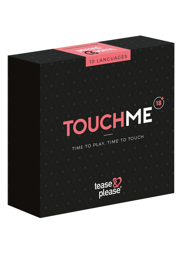 TouchMe Erotic Game for Couples - Your Pleasure Toys