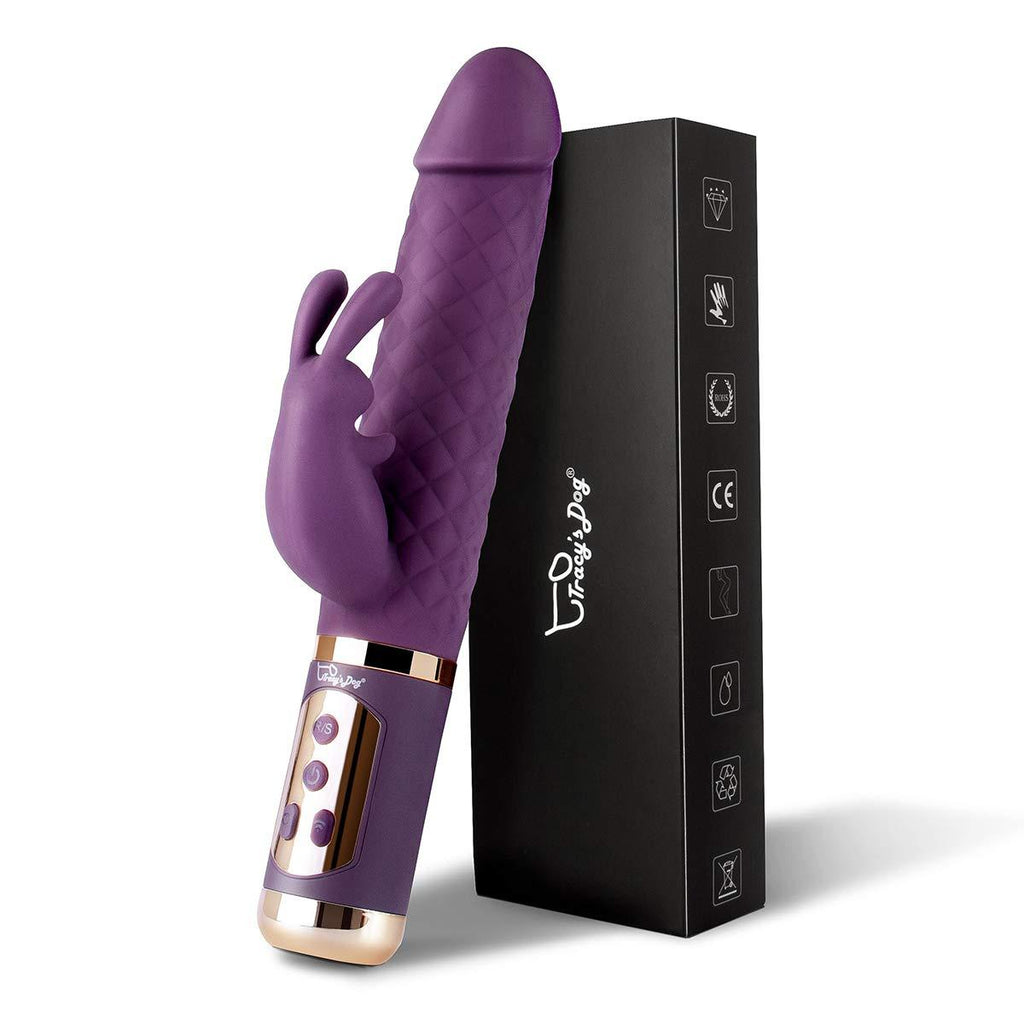 Tracy's Dog Beads Bunny Vibrator - Your Pleasure Toys