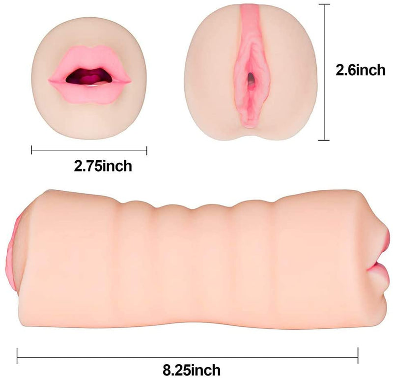 Tracy's Dog Double Ended Pocket Pussy - Your Pleasure Toys