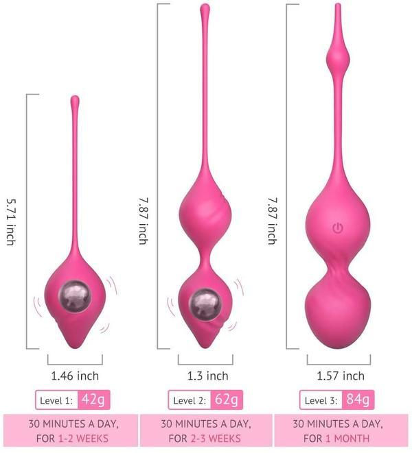 Tracy's Dog Kegel Balls - Ben Wa Balls with Remote - Your Pleasure Toys