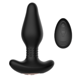 Tracy's Dog Male Vibrating Butt Plug - Your Pleasure Toys