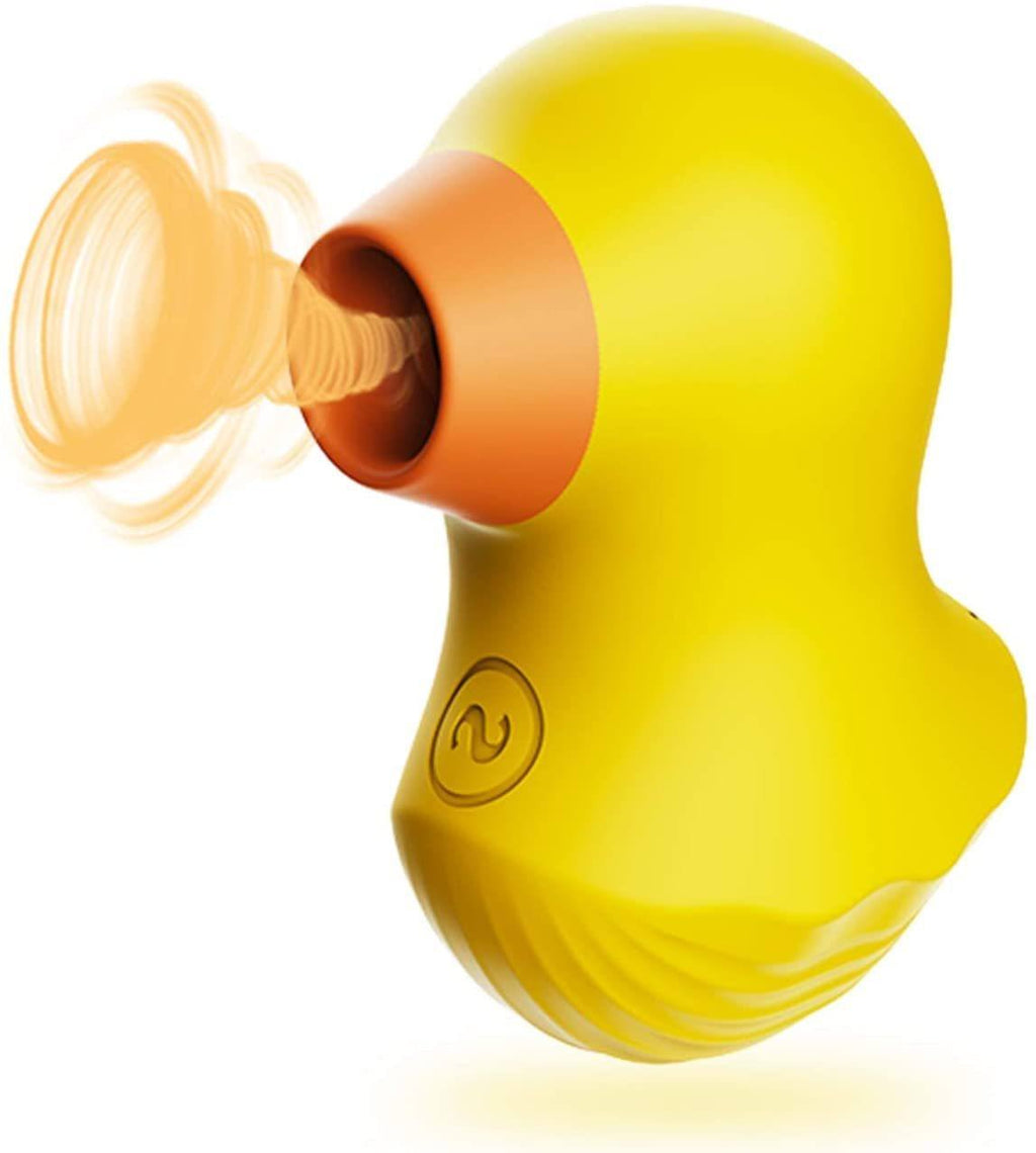 Tracy's Dog Mr Duckie Suction Vibrator - Your Pleasure Toys