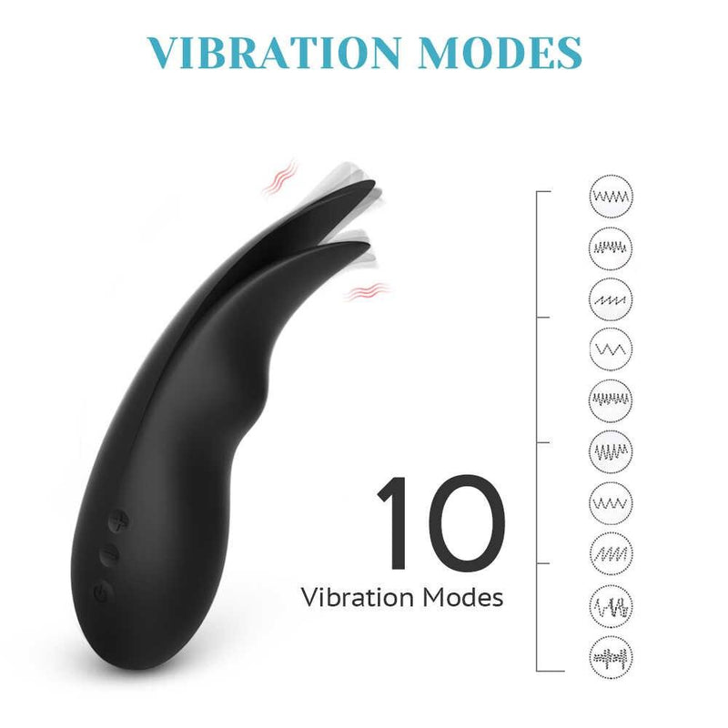 Tracy's Dog Rogue Rabbit Clitoris Stimulator - Your Pleasure Toys