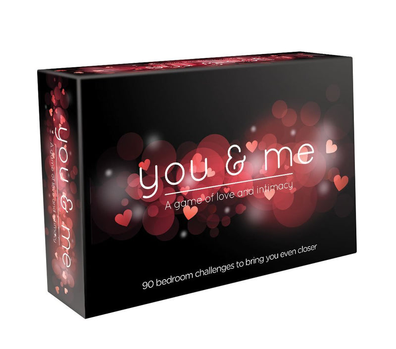 You & Me Erotic Couples Game - Your Pleasure Toys