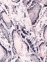 Load image into Gallery viewer, Snake print bodysuit