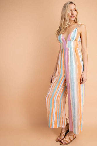 Multi-colored Jumpsuit