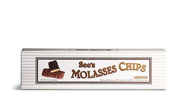 8 oz Assorted Molasses Chips