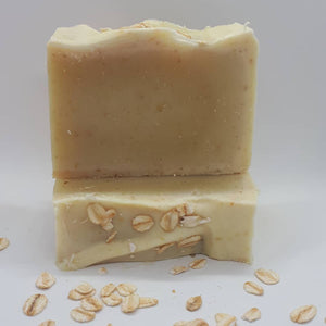 Honey & Oat Scrub Soap