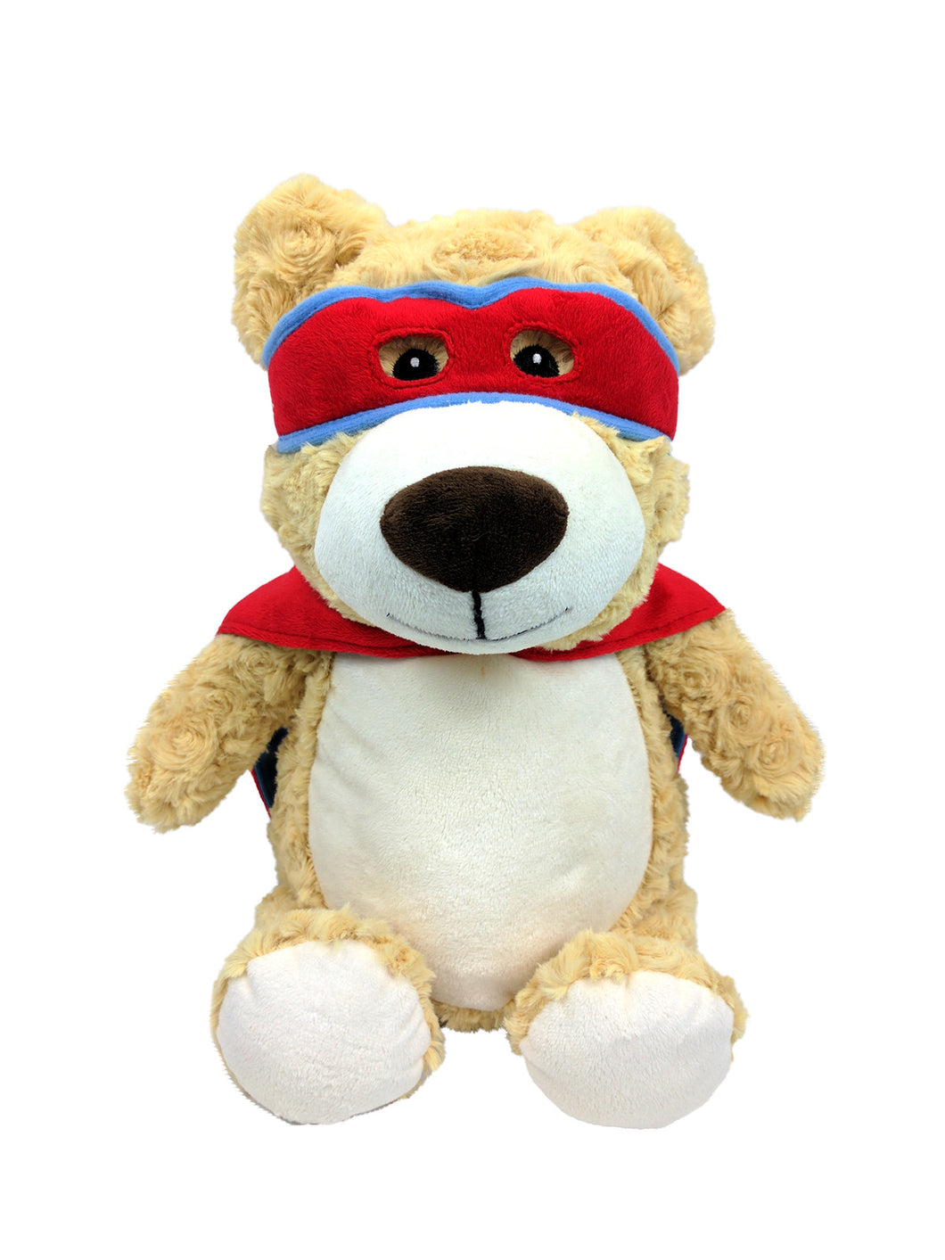 Red Hero Bear Cubbie