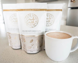 Deluxe Lactation Hot Chocolate