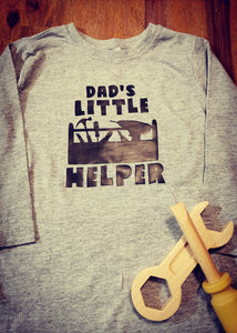 Daddy's Little Helper Top