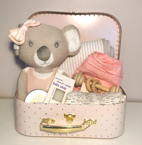 Chloe the Koala Boutique Suitcase Set