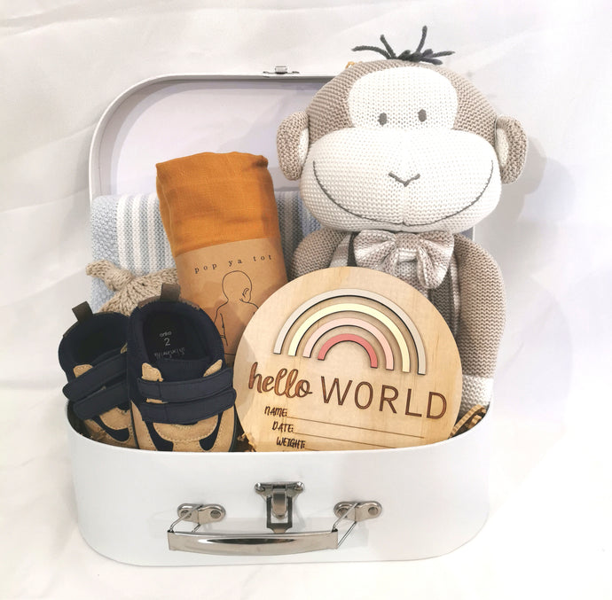 Cheeky Monkey Suitcase