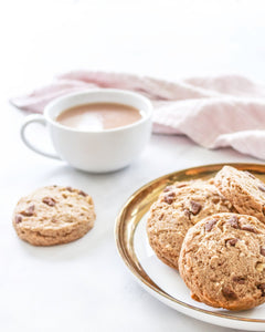 Milk Chocolate Chip Lactation Cookies