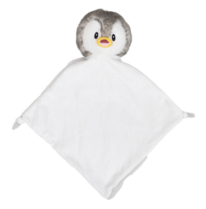 Penguin Cubbies Comforter