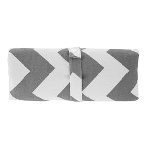 Nappy change mat - grey