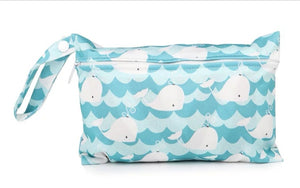 Nappy wet bag - 15cm x 22.5cm