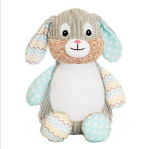 Load image into Gallery viewer, Mint Harlequin Bunny