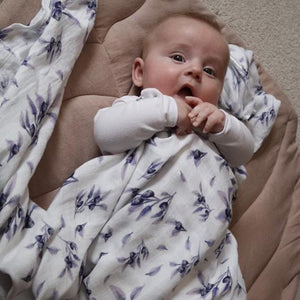 Gum Nut Organic Bamboo/Cotton Swaddle