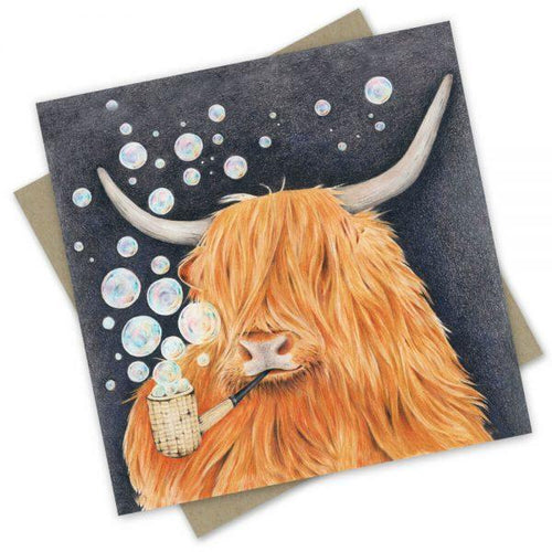 Airy Coo Card