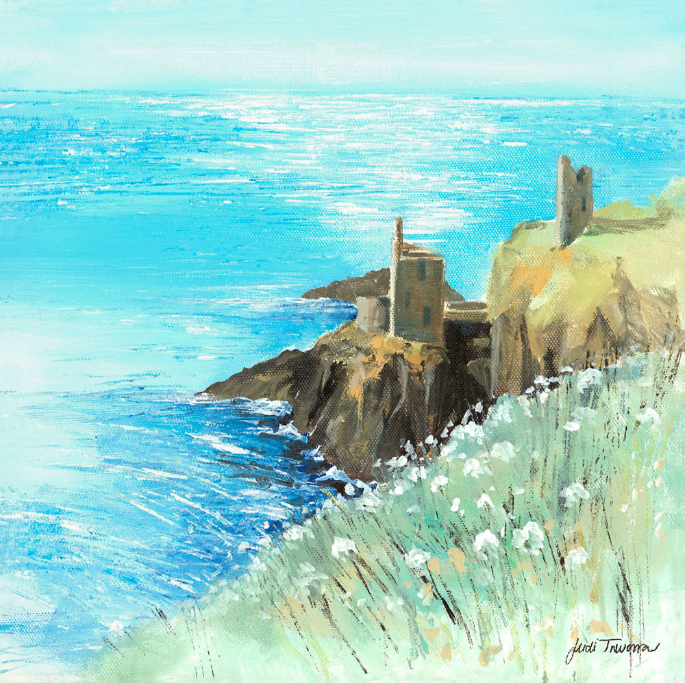 Bottalack - Judi Trevorrow - Poldark Collection - CAG069