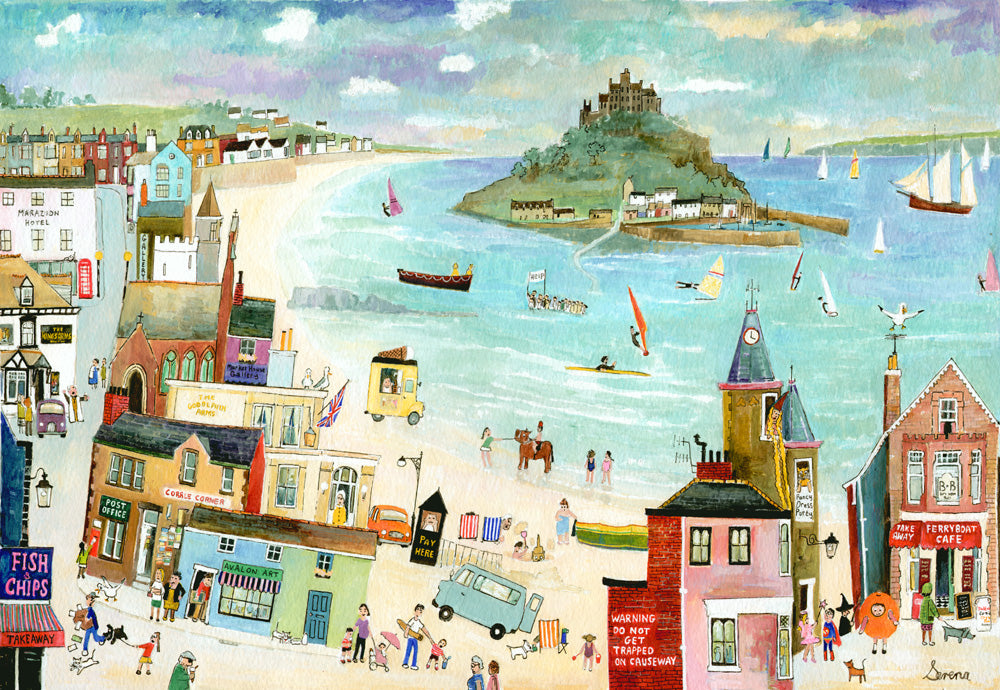 St Michaels Mount - Serena - S7