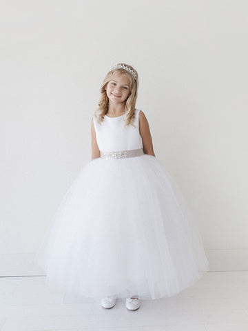flower girls frocks ms dressy