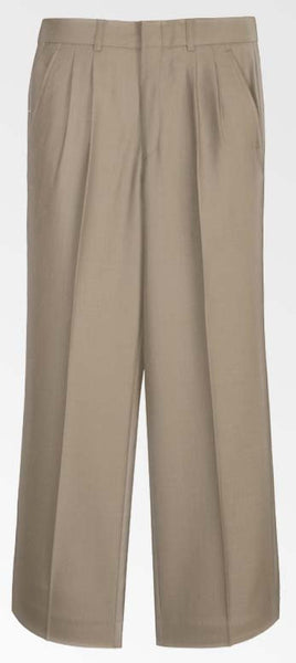 Boys Khaki Dress Slacks