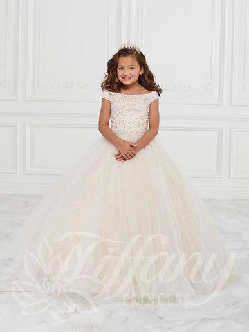 Tiffany Princess 13590 Pageant Dress